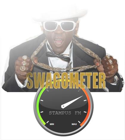 Swagometer - logga